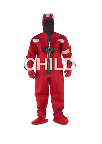 Crewsaver Child Immersion Suit
