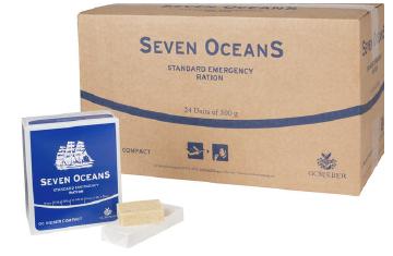 救難食糧 Seven OceanS®