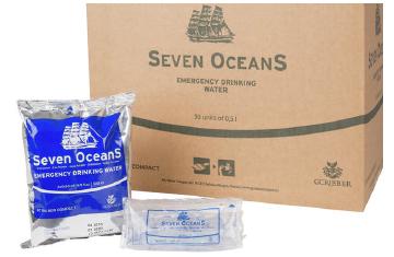 救命水 Seven OceanS®
