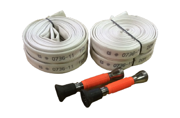 Foreign Manufactured Fire Hose/Nozzle